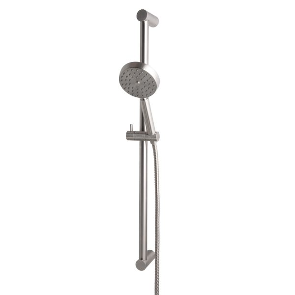 RVS douche met glijstang Sento Stainless