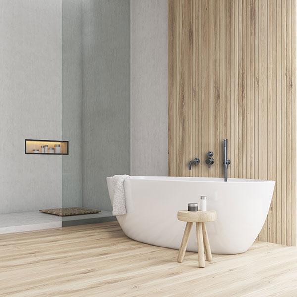 RVS inbouw badkraan Beldeaux